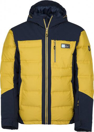 e55182cac379 Pánska lyžiarska bunda Kilpi HELIOS-M Žltá (nadmerná veľkosť) - Glami.sk