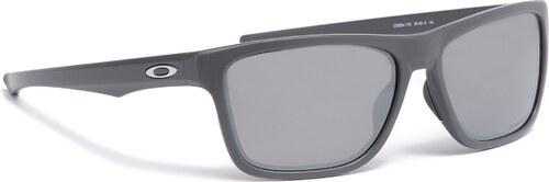 Napszemüveg OAKLEY - Holston OO9334-1158 Matte Dark Grey Prizm Black  Polarized 5bb8903635