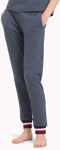 8d45f00fd8 Tommy Hilfiger modro-šedé dámské tepláky Track Pant Navy Blazer - XS ...