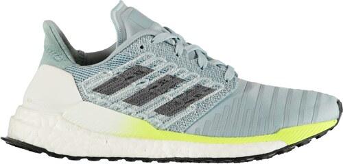 2250a9e7c adidas Solar Boost dámské běžecké boty Grey/Yellow - Glami.cz