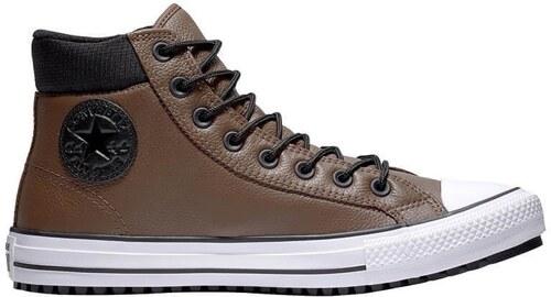 -40% Converse Pánske členkové tenisky Chuck Taylor All Star Boot PC  Chocolate Black White 3b7b40b9b88