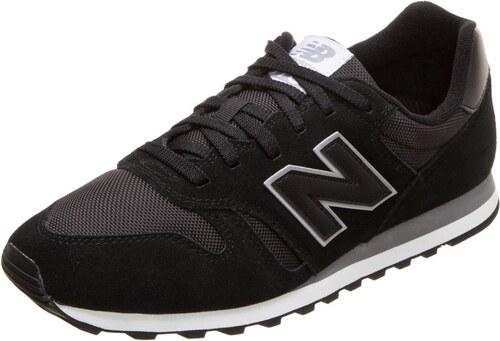 New Balance Běžecká obuv  ML373-BBK-D  černá - Glami.cz 287dec3221