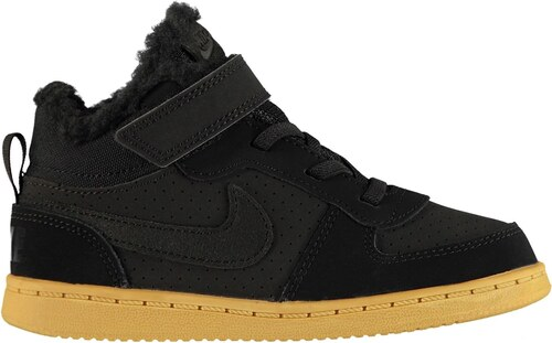 Nike Court Borough Mid Winter Infant Boys Shoes - Glami.cz 2f0ec80ed09