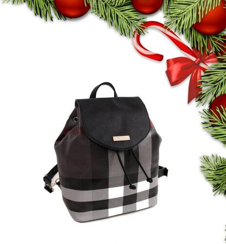 227c0dfcf2 Dámsky ruksak DOCA 14162 - čierny - Glami.sk