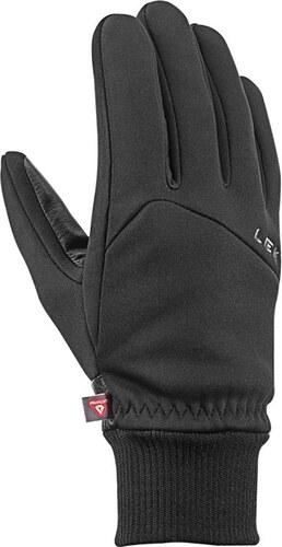Dámské lyžařské rukavice Leki Hiker Pro Black - Glami.cz ab9a5fdf6d