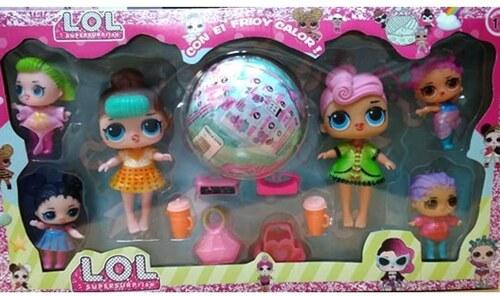 L.O.L surprise kulička s panenkami a doplňky Ester - Glami.cz cf700ad747