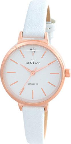 Bentime Dámské hodinky s diamantom 027-9MB-PT12024C - Glami.sk 14bd955de9