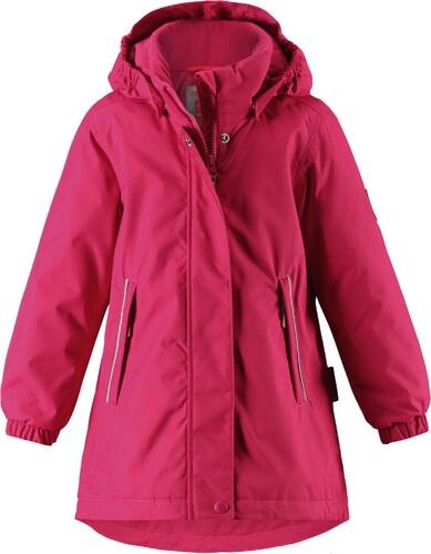 Reima Dievčenská zimná bunda Femund - ružová - Glami.sk dc3ded006bb