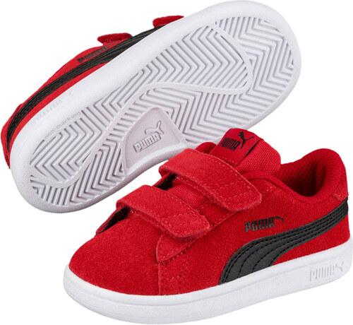 Nové Puma Smash Suede dětské chlapecké tenisky 1353b787723
