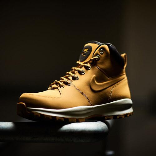 Nike Manoa kožená pánské Boots c01889a4c0d