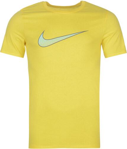 04713993dd82f Nike Ultra Swoosh QTT tričko pánské, Yellow - Glami.sk