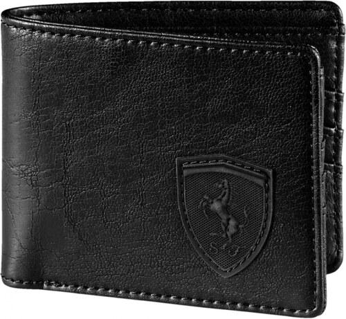 Puma Ferrari SF LS Wallet M Puma Black Black - Glami.sk e7a99fd796b