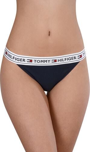 96b79fd15ce Tommy Hilfiger Dámské kalhotky Bikini Navy Blazer UW0UW00726-416 ...