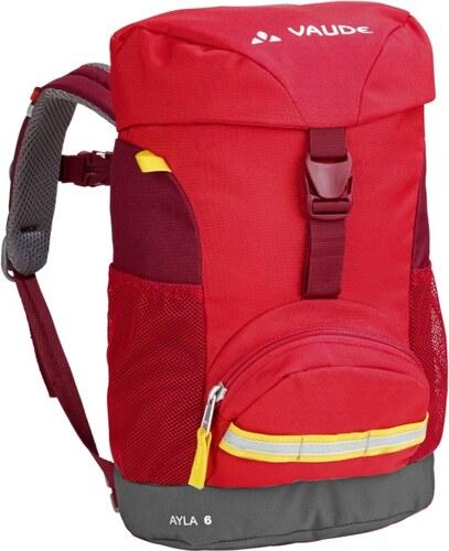 5e6b5eb67e5 Dětský trekingový batoh AYLA 6 - energetic red