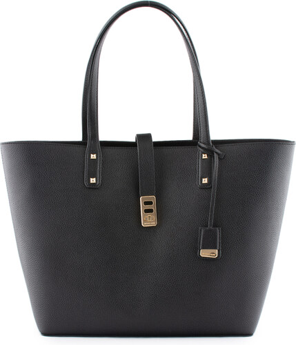 Michael Kors Karson Leather LG Carryall Tote Kabelka černá - Glami.cz 8f916099c1d