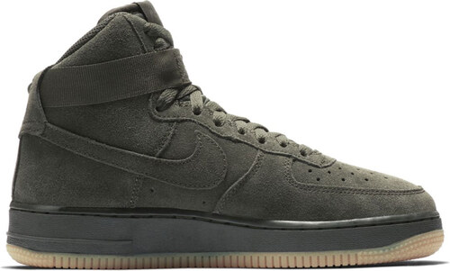 Nike air force 1 high lv8 (gs) šedé 807617-300 - Glami.sk 9202bc46f9d