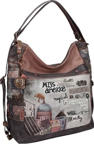 193faddf8f Anekke 2v1 kabelka ruksak Miss Anekke - Glami.sk