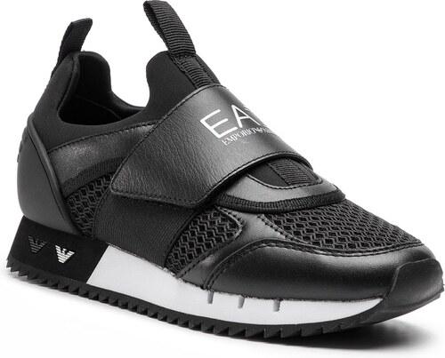 4541c5a282 Sportcipő EA7 EMPORIO ARMANI - XSX003 XOT04 00002 Black - Glami.hu