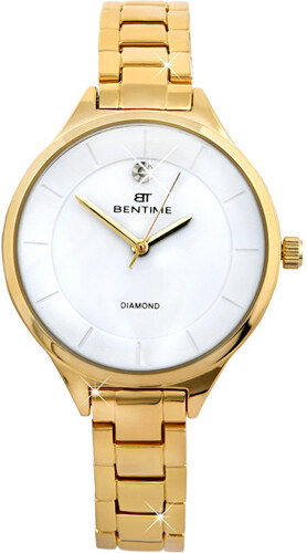 Bentime Dámské hodinky s diamantom 044-9MB-PT12102B - Glami.sk 56d90dab43