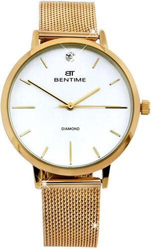 Bentime Dámské hodinky s diamantom 044-9MB-PT11894N - Glami.sk 2aab82e76d