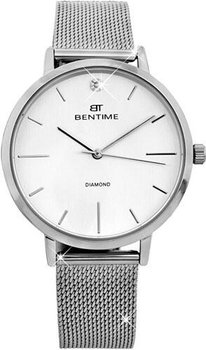 Bentime Dámské hodinky s diamantom 027-9MB-PT11894M - Glami.sk c3bf51b654