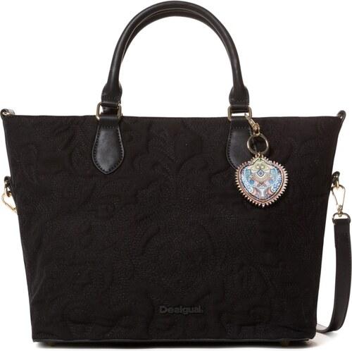 Desigual černá multifunkční kabelka Bols Chelsea Florida - Glami.cz e36a370cf5a