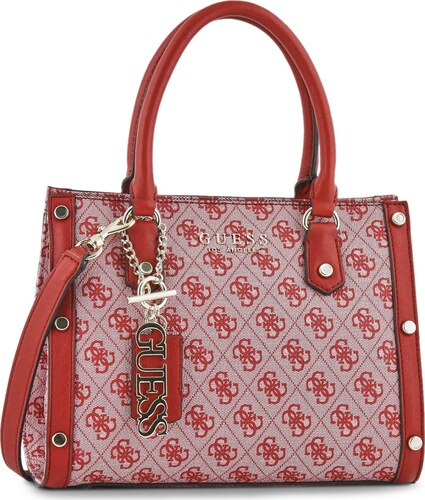 Damen Handtasche Guess Red