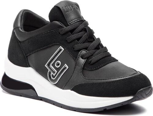 c695ec4f3c32 Sneakersy LIU JO - Karlie 12 B19007 TX031 Black 22222 - Glami.sk