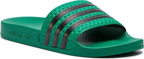 Šľapky adidas - adilette CM8443 Bgreen Cblack Bgreen - Glami.sk 6ececff5d90