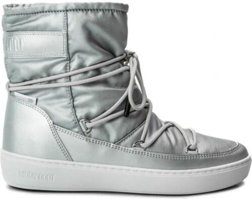 Dámské zimní boty Moon Boot Pulse Nylon Plus WP Argento - Glami.cz 9d3aa62eba