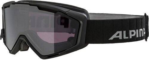 157810609 Alpina - okuliare LYŽIARSKE PANOMA MAGNETIC black 18/19 Velikost: UNI