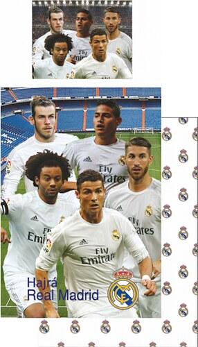 537b6664a4453 Detské obliečky - REAL MADRID (140 x 200) - Glami.sk