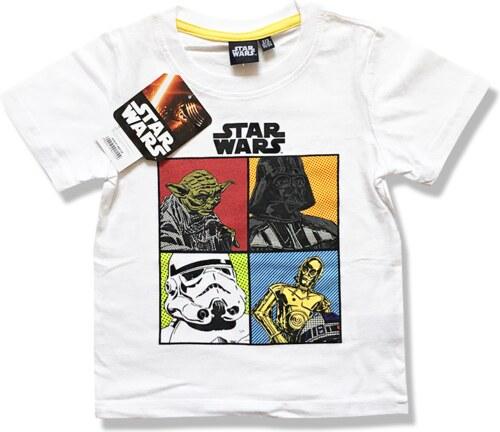7e1373673 Cactus Clone Chlapčenské tričko s krátkym rukávom - Star Wars - Glami.sk