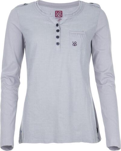 40f6fb479dfa LOAP NAGI Dámske tričko   dlhý rukáv M CLW1668T60T sivá XL - Glami.sk