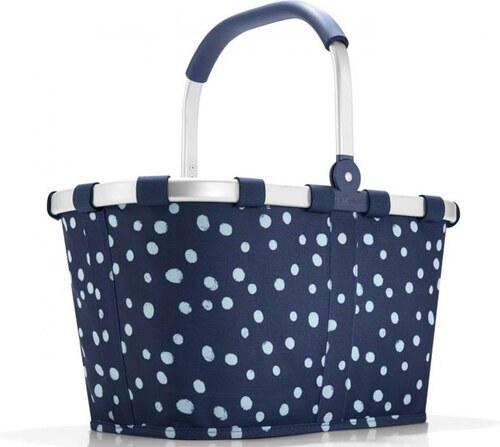 Reisenthel Carrybag kék pöttyös női bevásárló kosár - Glami.hu 3092b27f93