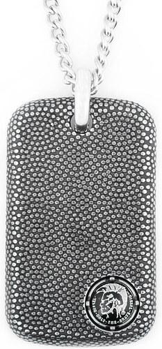 Pánský náhrdelník z chirurgické oceli Diesel DX0894 - Glami.cz 485215372b