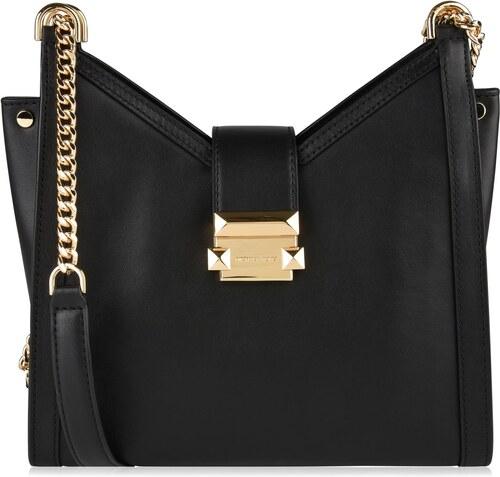 Taška MICHAEL Michael Kors Whitney Small Leather Bag - Glami.sk 7800bf5ddef