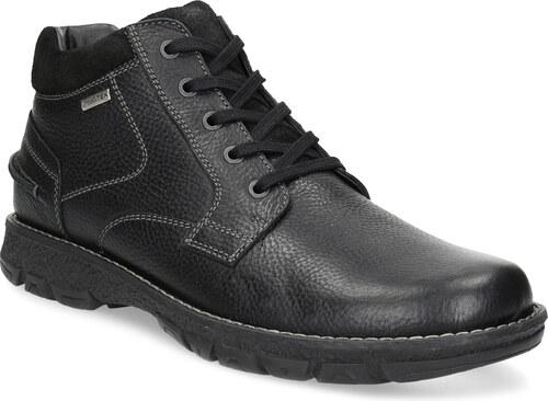 d1771aef5e03 Baťa Pánske kožené zimné topánky - Glami.sk