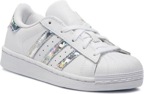 Cipő adidas - Superstar C CG6708 Ftwwht Ftwwht - Glami.hu 9049ab1a9a
