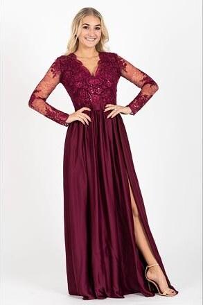 efd98d6ac74 POSHme Specials Plesové šaty Epona