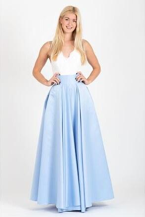 6028be5dbfa Flove Maxi sukně Sissi