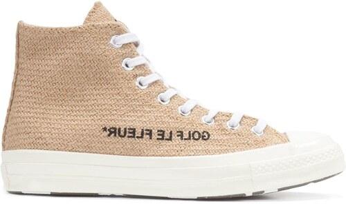 4c95e86269 Converse Golf Le Fleur Chuck Taylor 70 Hi Top sneakers - Brown ...