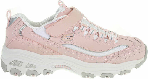 Skechers D´Lites - Crowd Appeal light pink-white 80588L LPKW - Glami.sk 610a13f1258