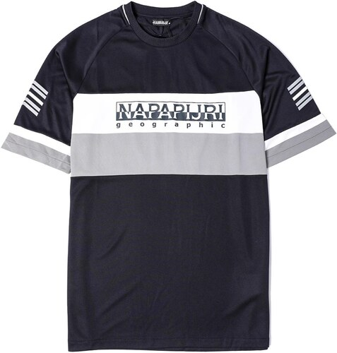 Napapijri Short Sleeve T-shirt Sala Tričko Blue - Glami.sk a54477f4605