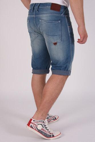 Pánské kraťasy Pepe Jeans CHAP SHORT W28 - Glami.cz 9a345bbae8