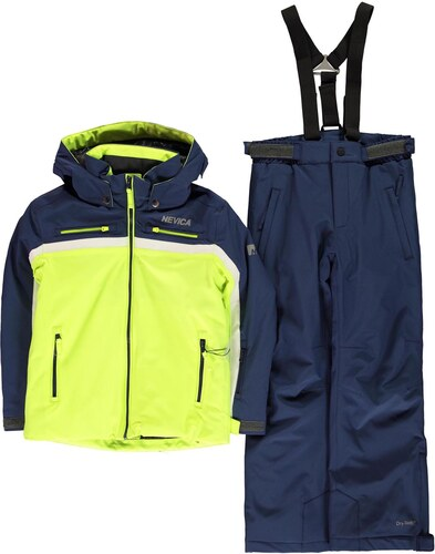 887aff300684 Nevica Brian Ski Suit Set Child Boys - Glami.cz