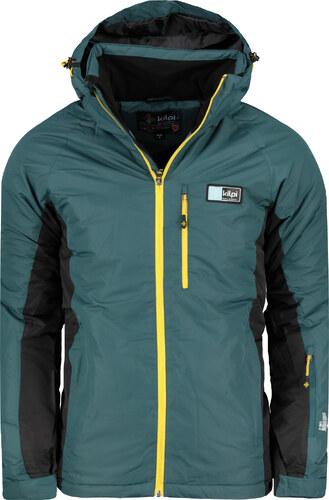 Bunda lyžařská pánská Kilpi CHIP-M TRQ - Glami.sk ced6f98aee0