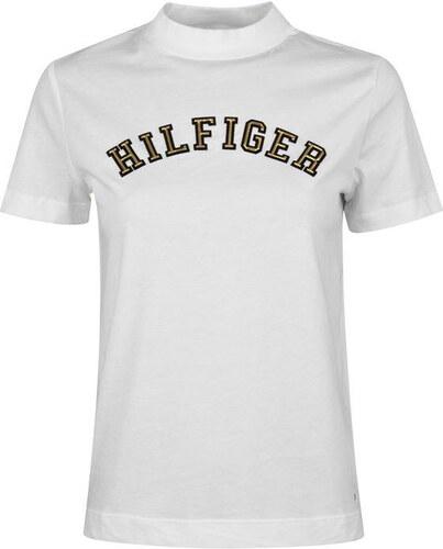 Dámské tričko Tommy Hilfiger - Glami.cz 3346a8a5aff