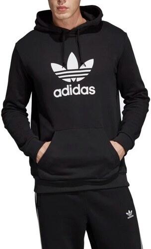 Nové Mikina s kapucňou adidas Originals TREFOIL HOODIE dt7964 Veľkosť S 6e254bd4886