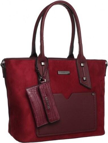 Bordová elegantná kabelka BE-BW3547 - Glami.sk 4d0b785b145